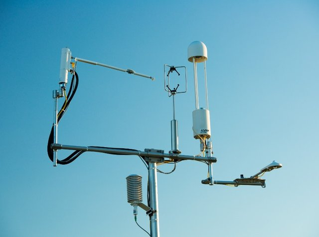 LICOR SenSys Weather Station